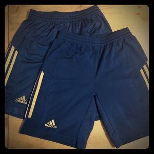 Adidas Youth Soccer Shorts